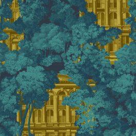 Обои Nobilis Коллекция Cosmopolitan 3 дизайн Palazzo арт. COS183