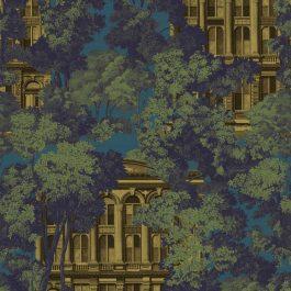 Обои Nobilis Коллекция Cosmopolitan 3 дизайн Palazzo арт. COS182