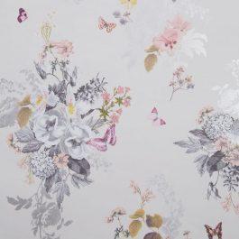 Обои Clarke&Clarke Коллекция Oasis дизайн Botanical Bouquet арт. W0108/03