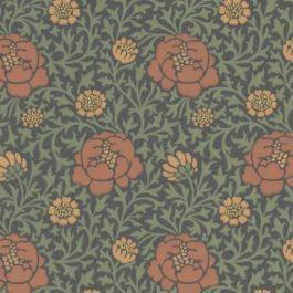 Обои Little Greene Коллекция London Wallpapers V дизайн Lansdowne Walk арт. 0256LWASHZZ