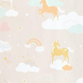 Обои Majvillan Коллекция Wish upon your dreams дизайн Rainbow Treasures арт. 129-03