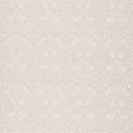Текстиль Morris Коллекция Pure Fabrics дизайн Pure Strawberry Thief Embroidery арт. 236073
