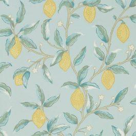 Обои Morris Коллекция Melsetter дизайн Lemon Tree арт. 216674