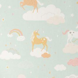 Обои Majvillan Коллекция Wish upon your dreams дизайн Rainbow Treasures арт. 129-02