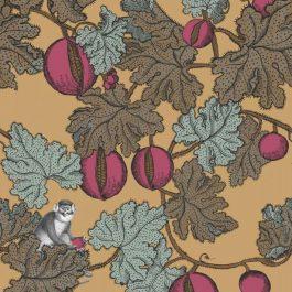 Обои Cole&Son Коллекция Fornasetti Senza Tempo дизайн Arance арт. 114/25049