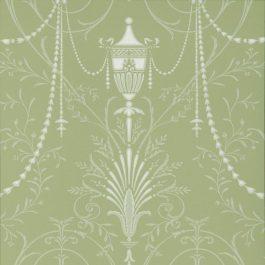 Обои Little Greene Коллекция London Wallpapers V дизайн Marlborough арт. 0256MAEARLZ