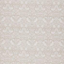 Текстиль Morris Коллекция Pure Fabrics дизайн Pure Strawberry Thief Embroidery арт. 236071