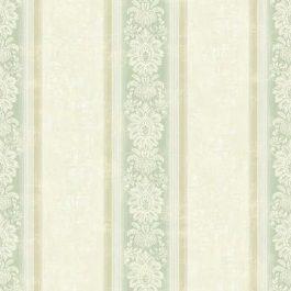 Обои KT-Exclusive Коллекция Hudson Park II дизайн Ornamental Stripe арт. HK91504