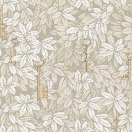 Обои Cole&Son Коллекция Fornasetti Senza Tempo дизайн Chiavi Segrete арт. 114/26052