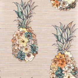 Обои Matthew Williamson Коллекция Deya дизайн Ananas арт. W7266-02