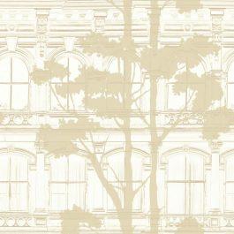 Обои Mayflower Коллекция Transition дизайн Architecture with Tree Shadow арт. 31505