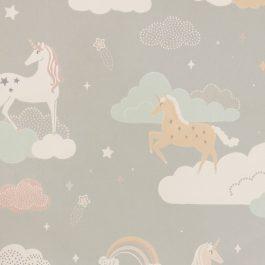 Обои Majvillan Коллекция Wish upon your dreams дизайн Rainbow Treasures арт. 129-01