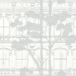 Обои Mayflower Коллекция Transition дизайн Architecture with Tree Shadow арт. 31510