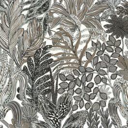 Обои Casamance Коллекция Blossom дизайн Borromee арт. 74320120