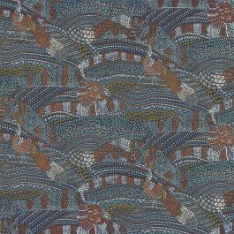 Обои Casamance Коллекция Blossom дизайн Eden арт. 74330395