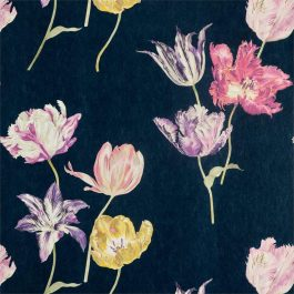Обои Sanderson Коллекция The Glasshouse дизайн Tulipomania арт. 216667